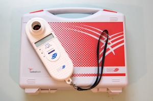 呼気一酸化炭素濃度測定装置